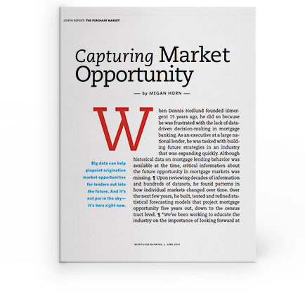Capturing Market Opportunity