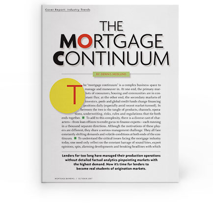 The Mortgage Continuum