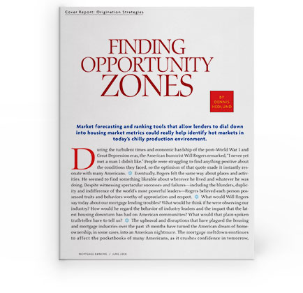 Finding Opportunity Zones